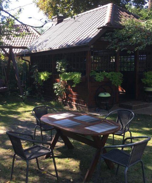 ogród - altana